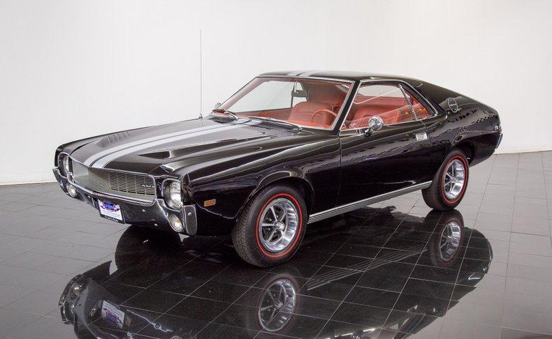 1968 AMC AMX Sport Coupe