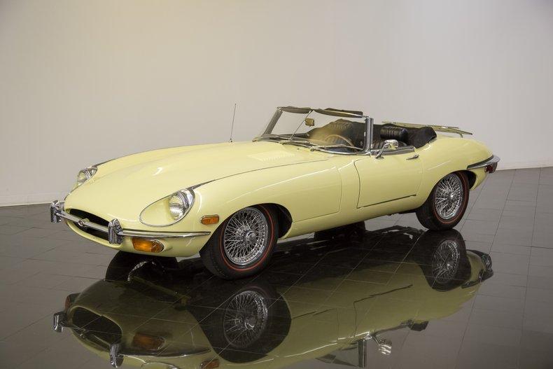 1969 Jaguar E-Type Series II