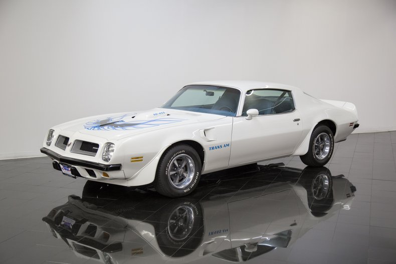 1974 Pontiac Trans Am SD-455