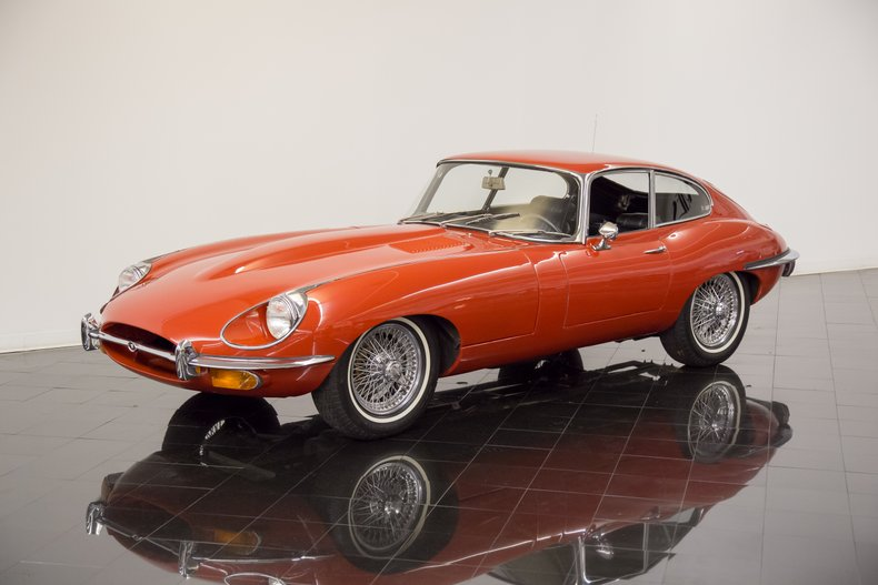 1970 Jaguar E-Type Series II