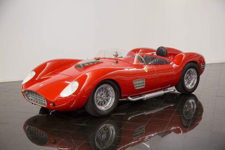 1959 Ferrari 196S Dino Fantuzzi Spyder
