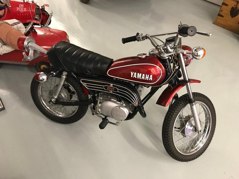 1973 Yamaha Enduro 80