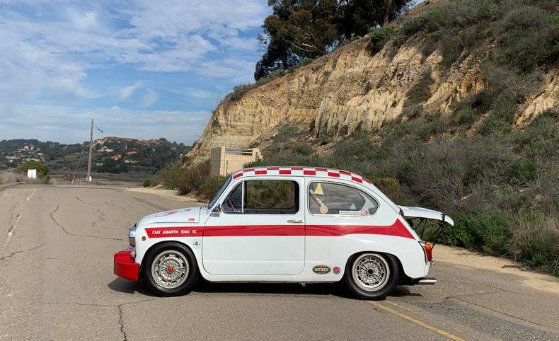 1965 Fiat Abarth 1000 TC Berlina
