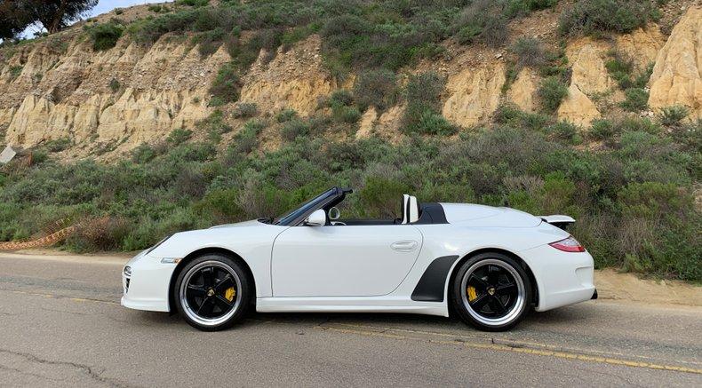 2011 Porsche 911 Speedster 997.2