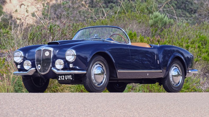 1955 Lancia B24S Aurelia