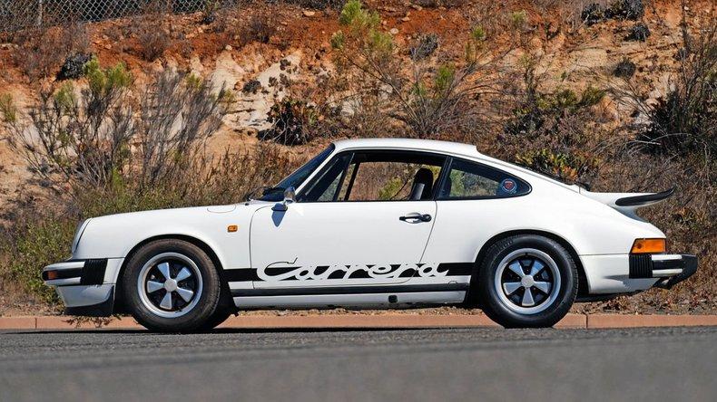 """1975 Porsche 911 MFI """"Euro Carrera"""""""