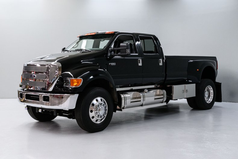 2007 Ford F650