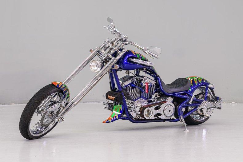 2005 Bourget Python 330 Chopper