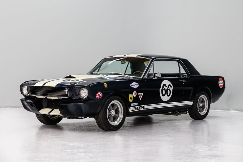1966 Ford Mustang GT-350 Tribute