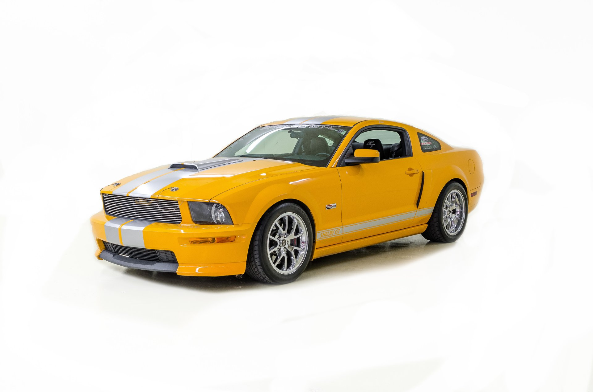 2008 ford mustang shelby gt c