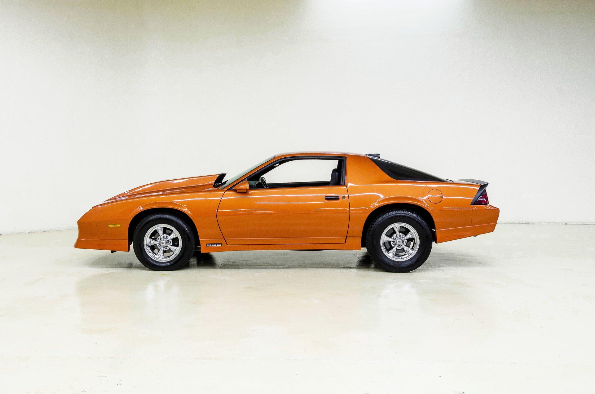 1986 Chevrolet Camaro Z28 Prostreet | Auto Barn Classic Cars