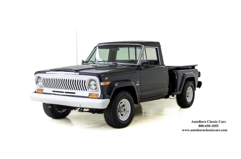 1981 Jeep J-10