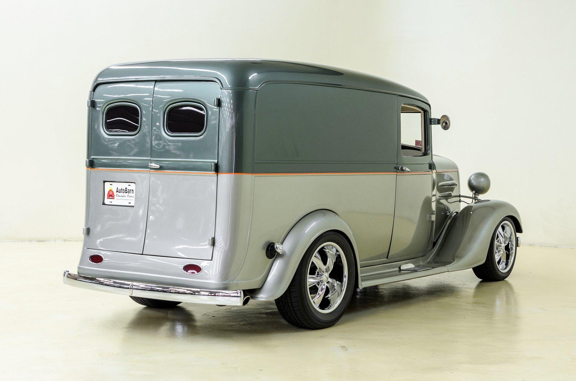 1936 Chevrolet Sedan Delivery | Auto Barn Classic Cars