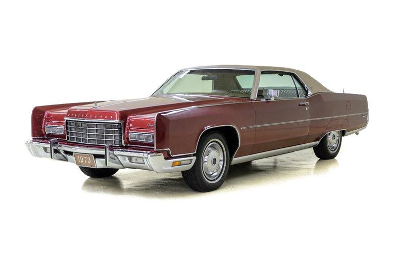 1973 Lincoln Continental