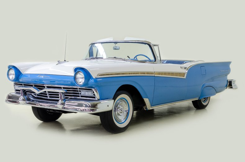 1957 Ford Fairlane 500 Hard Top/Convertible