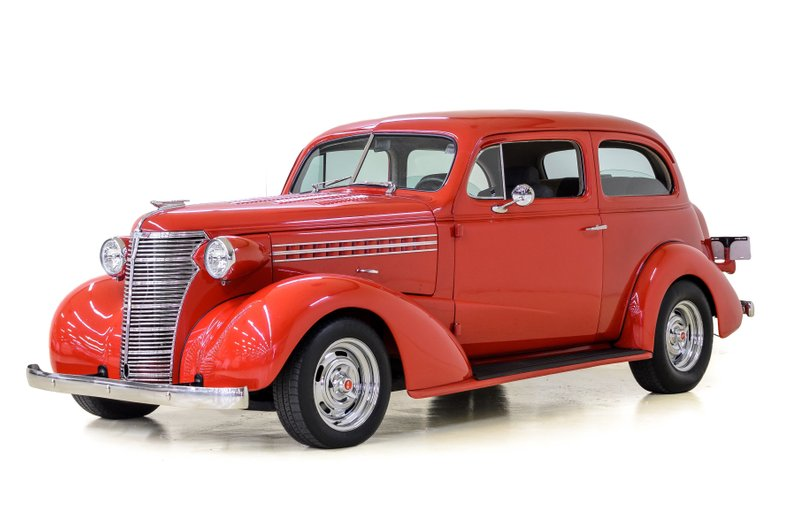 1938 Chevrolet Standard Street Rod
