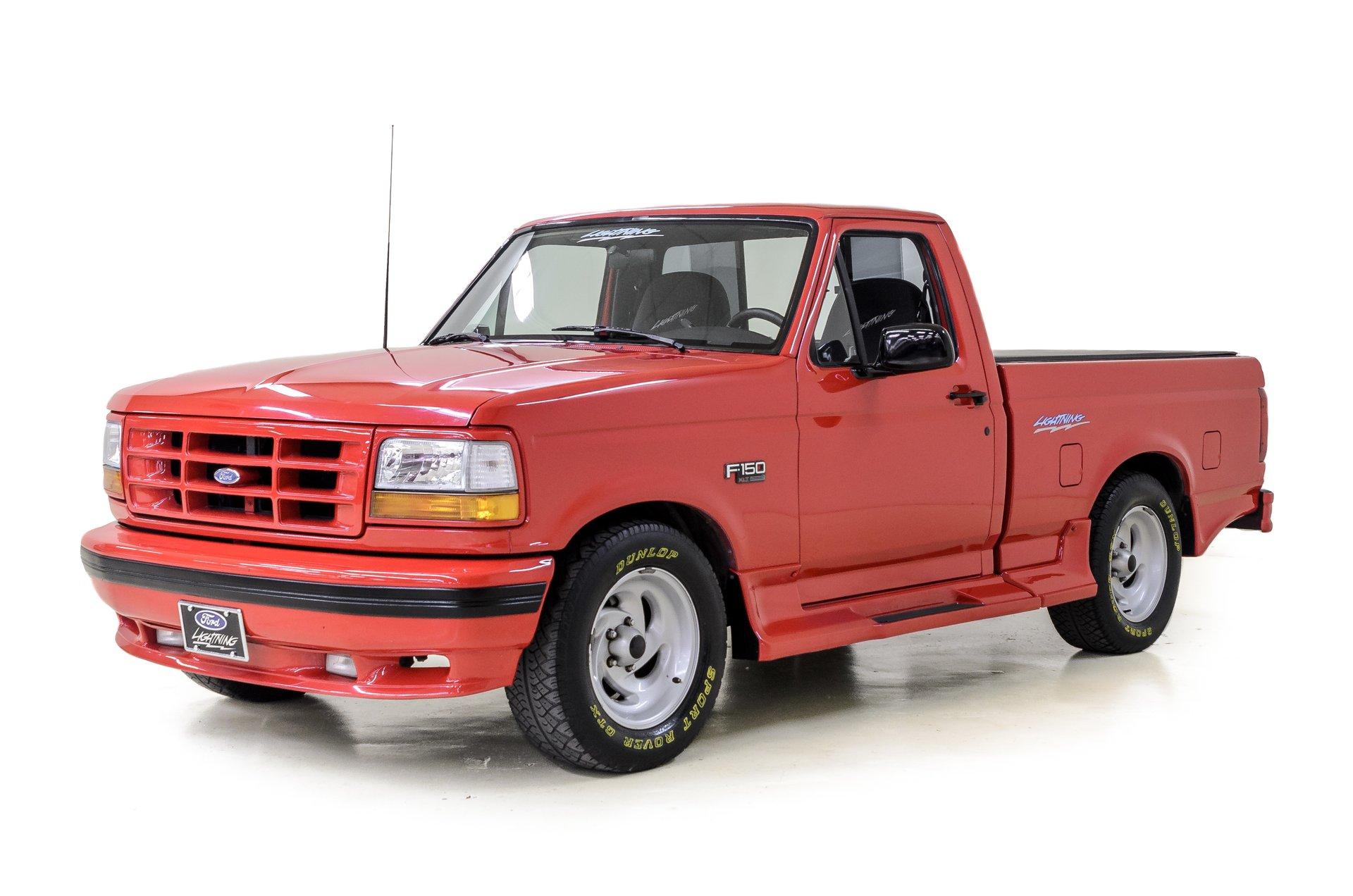 1993 Ford F150 XLT Lightning for sale