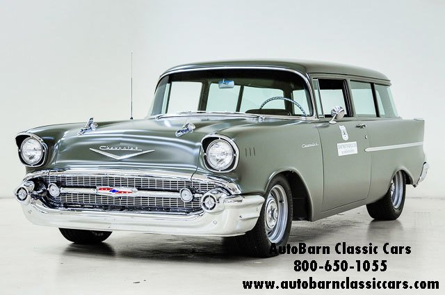 1957 Chevrolet Windowed Delivery