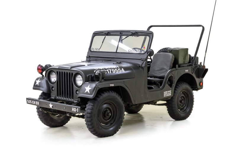 1955 Willys M38A1