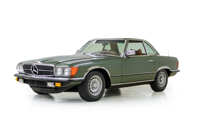 1976 Mercedes-Benz 280SL