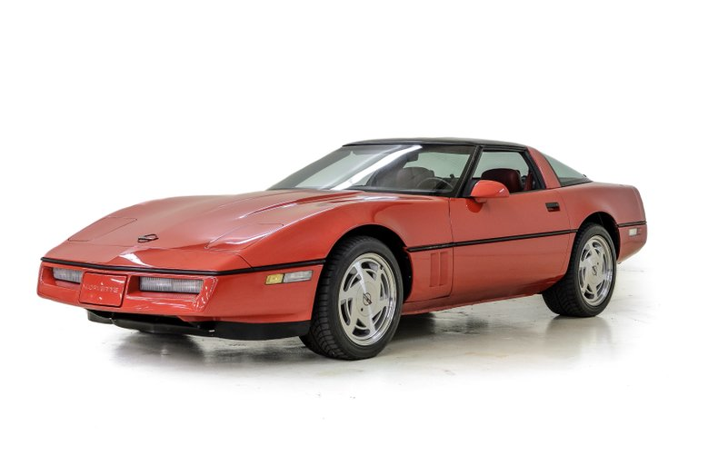 1989 Chevrolet Corvette For Sale