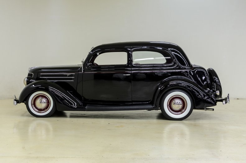 1936 Ford Humpback Streetrod for sale #1342 | Motorious