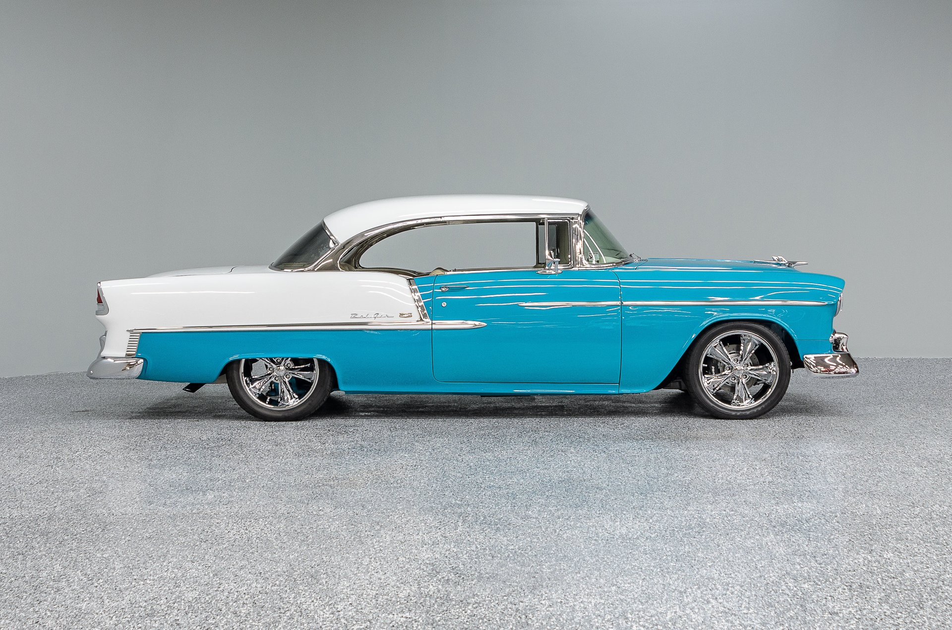 1955 Chevrolet Bel Air Auto Barn Classic Cars