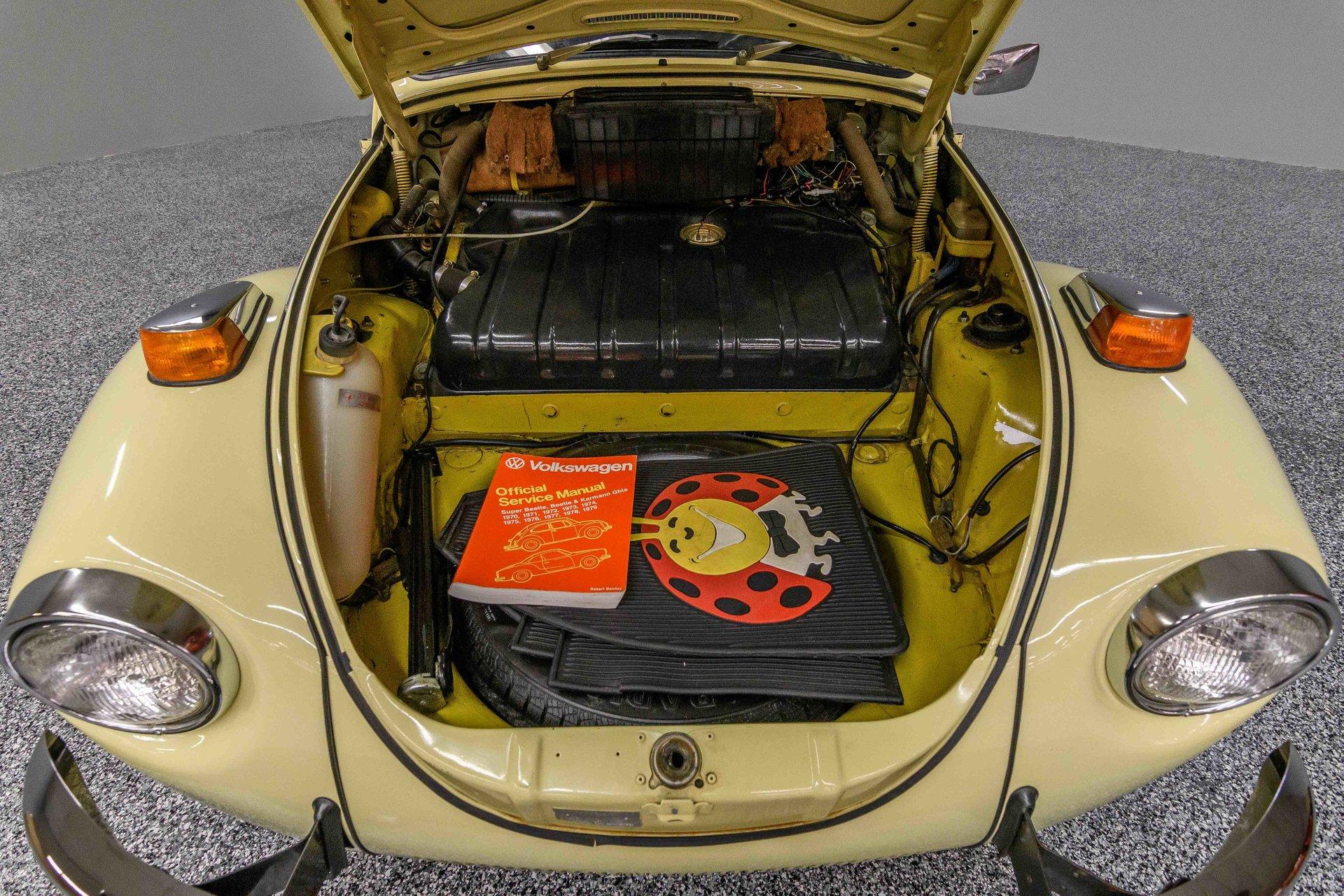 1972 Volkswagen Super Beetle Auto Barn Classic Cars