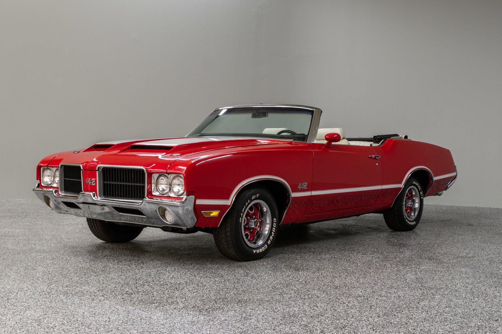 1971 oldsmobile cutlass 4 4 2 tribute