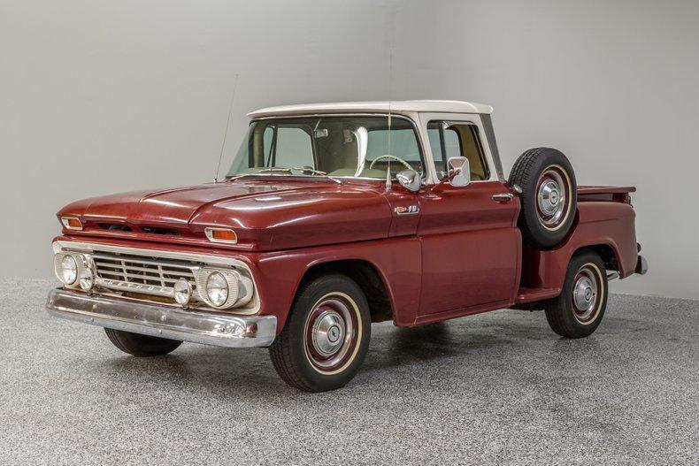 1962 Chevrolet C10 | Auto Barn Classic Cars