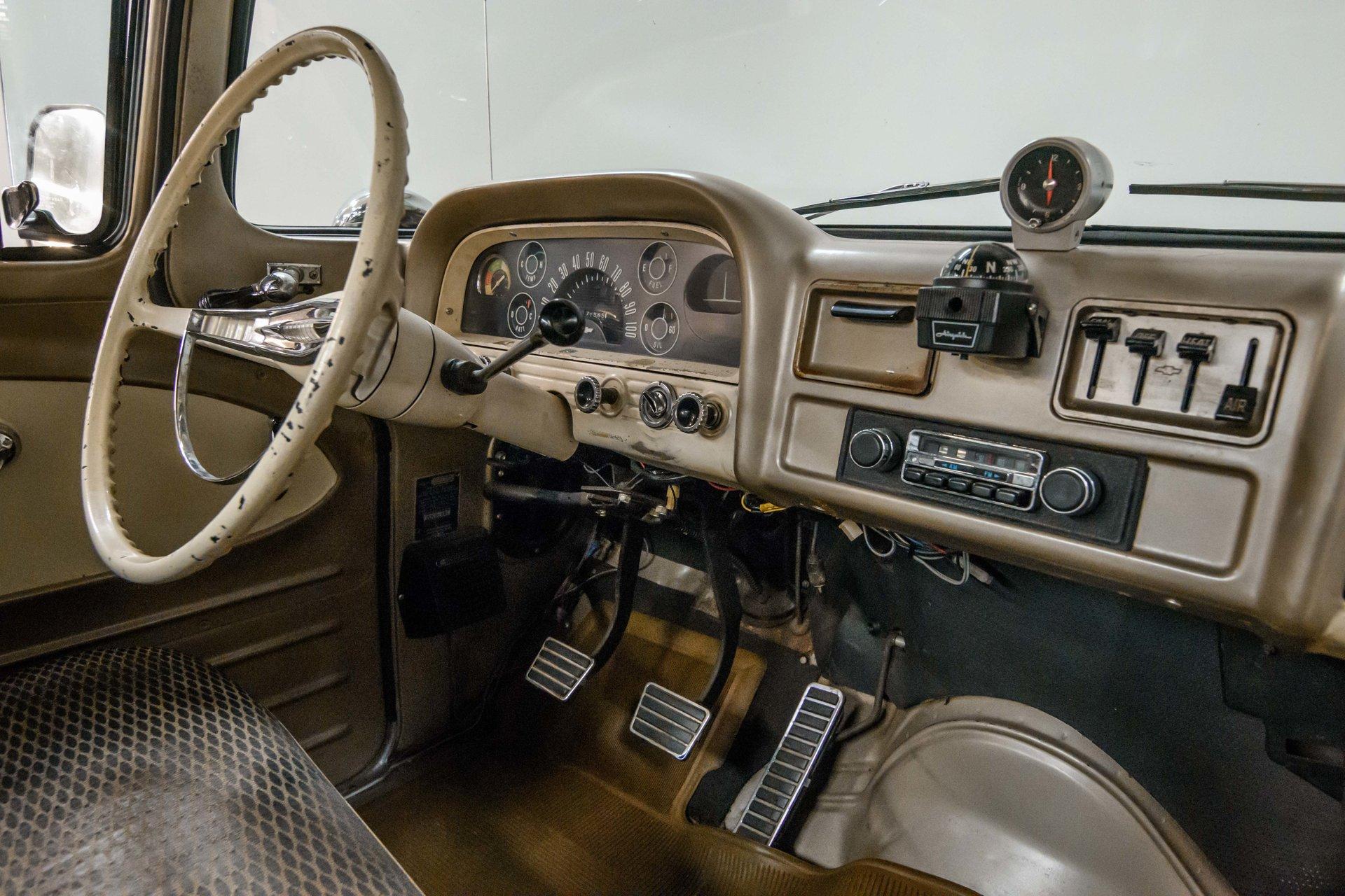 1962 Chevrolet C10   Auto Barn Classic Cars