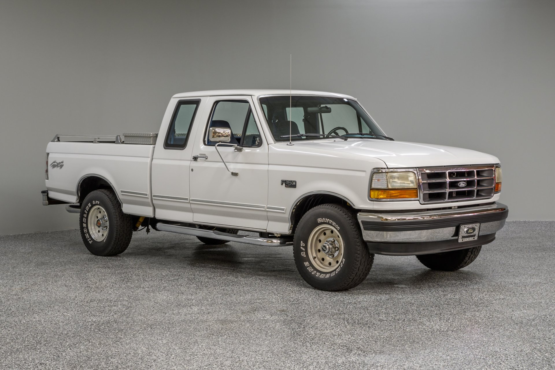 ... 1994 Ford F150 ...