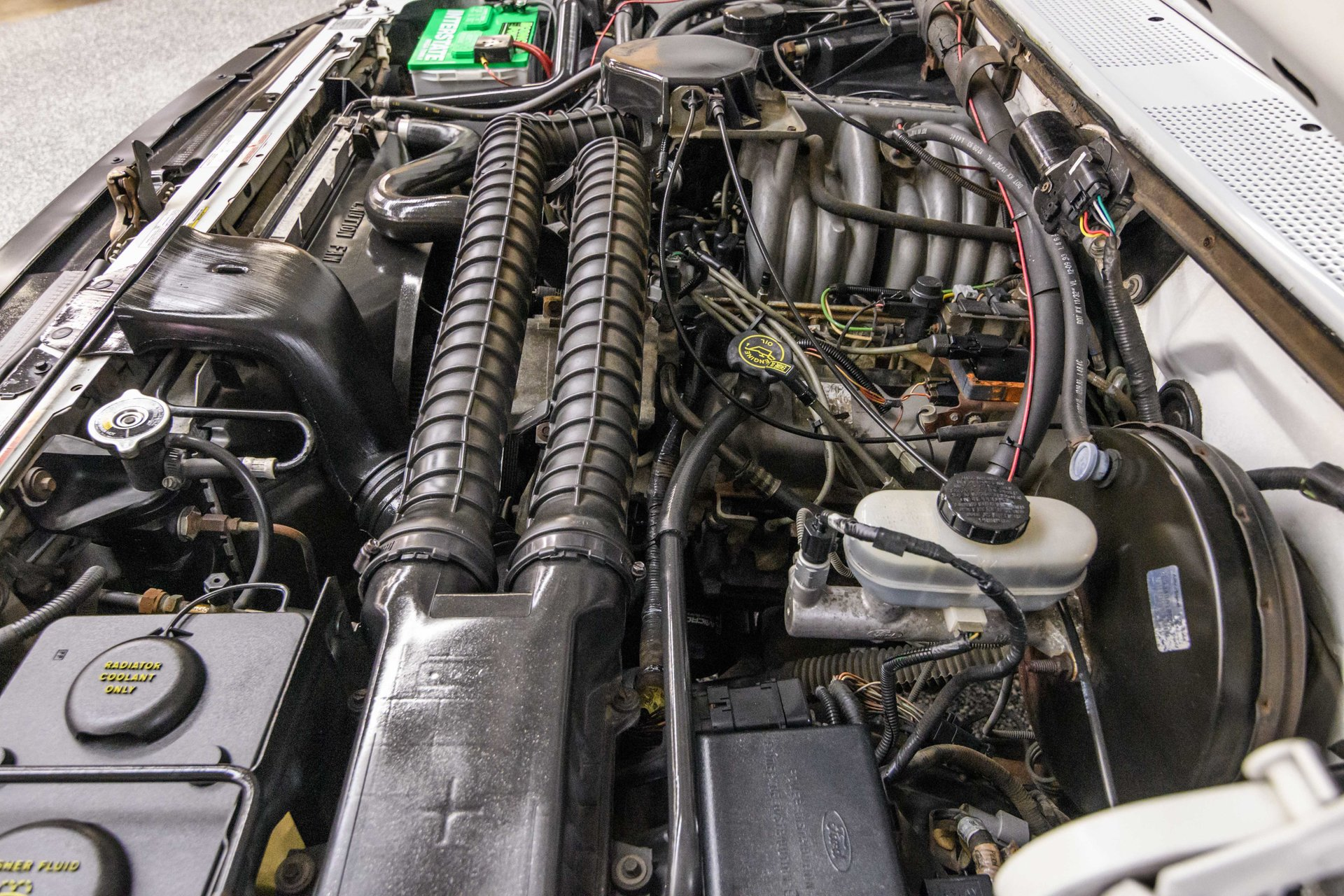 Ford 58 Engine - Greatest Ford