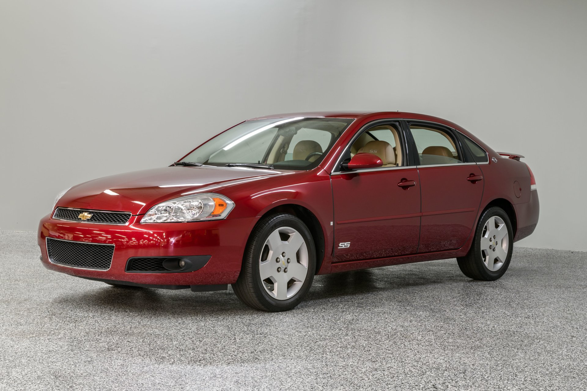 2007 Chevrolet Impala SS for sale
