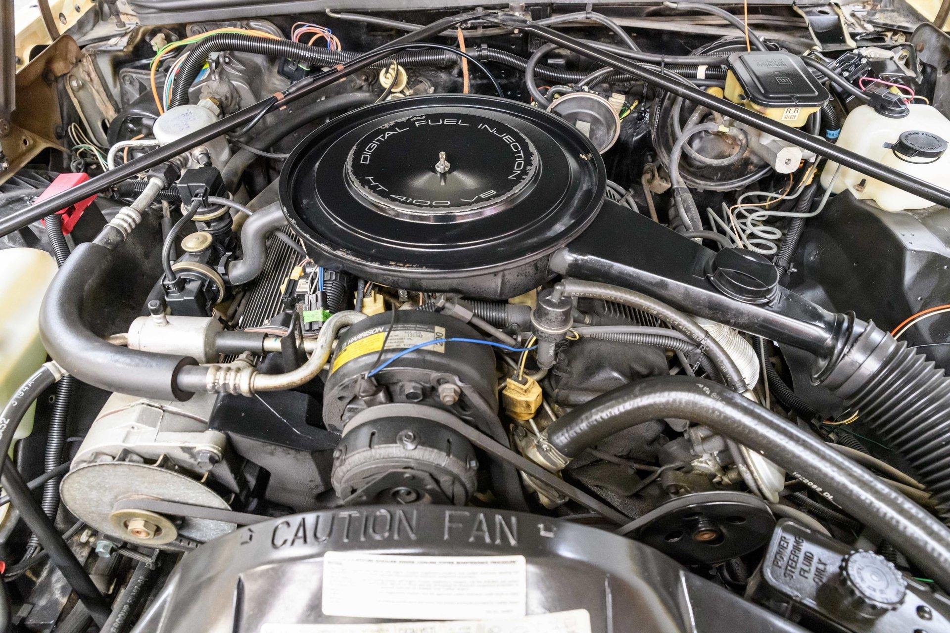 1985 cadillac eldorado   auto barn classic cars