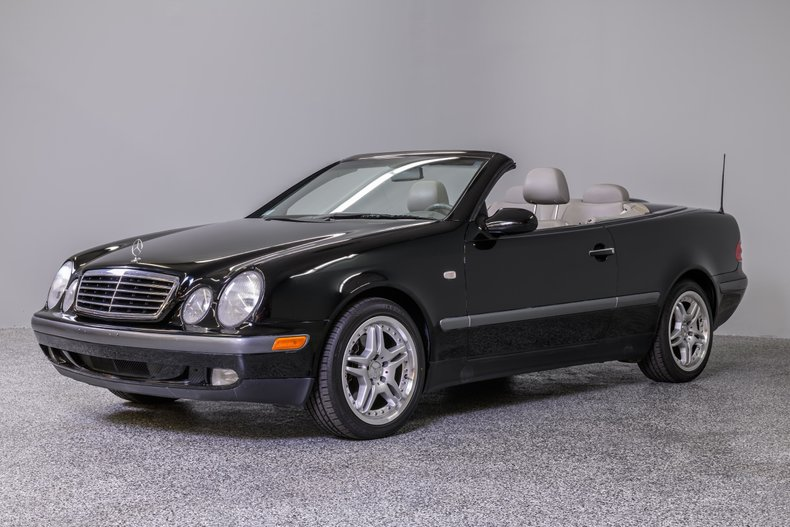 1999 Mercedes-Benz CLK320