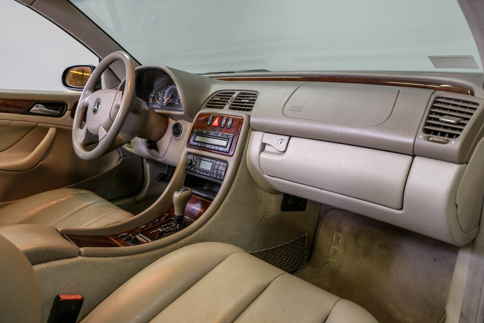 1999 Mercedes Benz Clk320 Auto Barn Classic Cars Clk 320