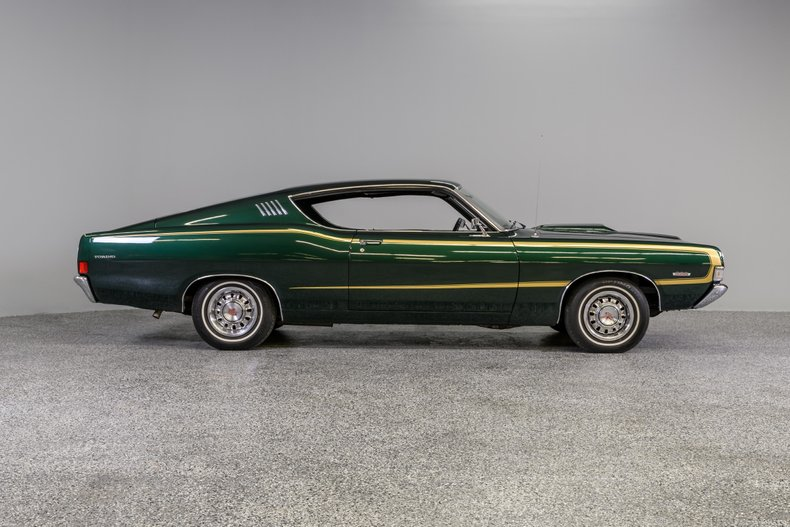 1968 Ford Torino GT Fastback for sale #108222 | MCG