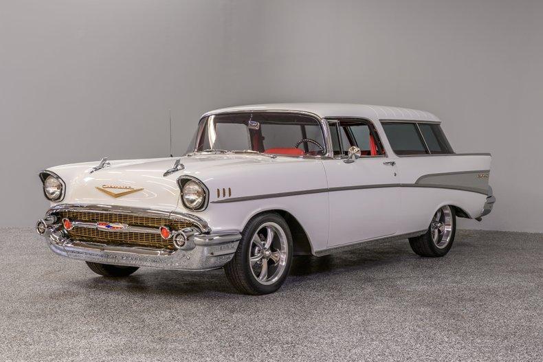 Pleasing 1957 Chevrolet Nomad Auto Barn Classic Cars Wiring Digital Resources Funapmognl