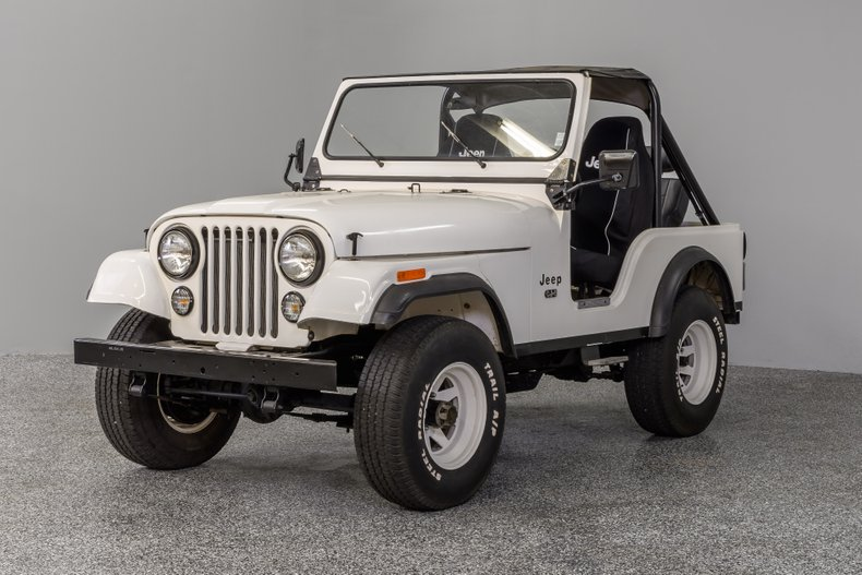 1977 Jeep CJ-5 For Sale