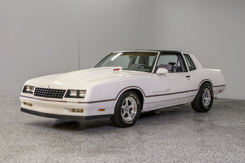 1986 Chevrolet Monte Carlo SS For Sale