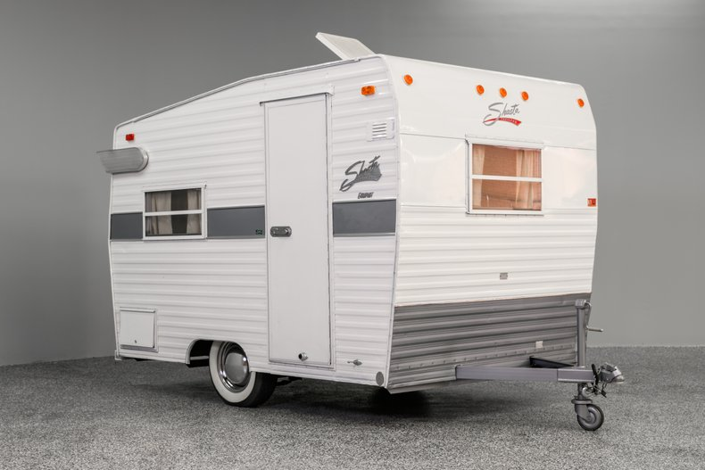 1972 Shasta Compact Vintage Camper Trailer for sale #1825   Motorious