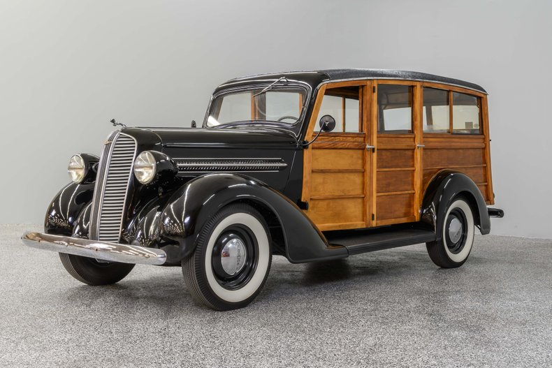 1937 Dodge Westchester Suburban