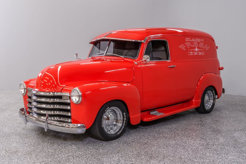 1952 Chevrolet Panel Truck For Sale
