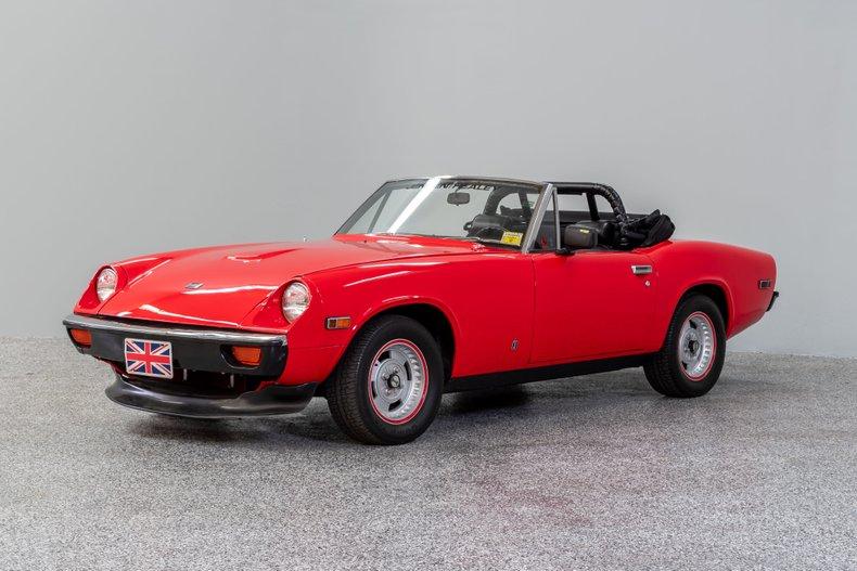 1973 Jensen-Healey MK I
