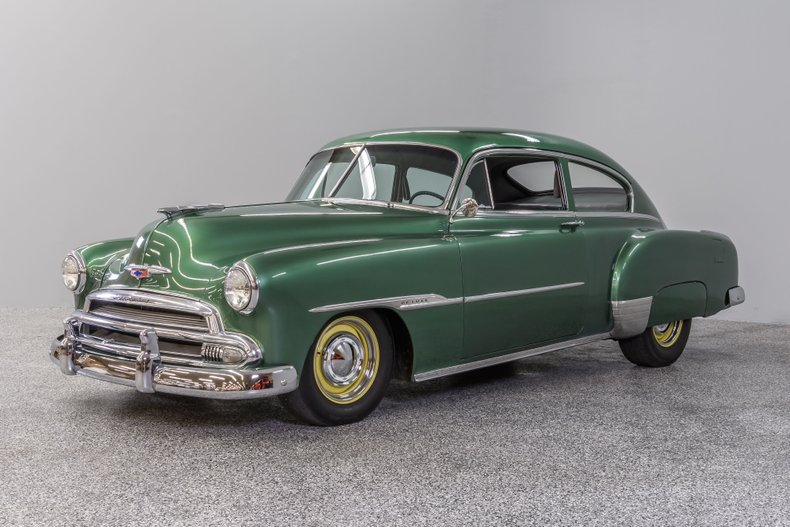 1951 Chevrolet Fleetline For Sale