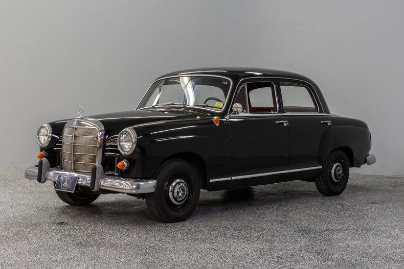 1961 Mercedes-Benz 190-B