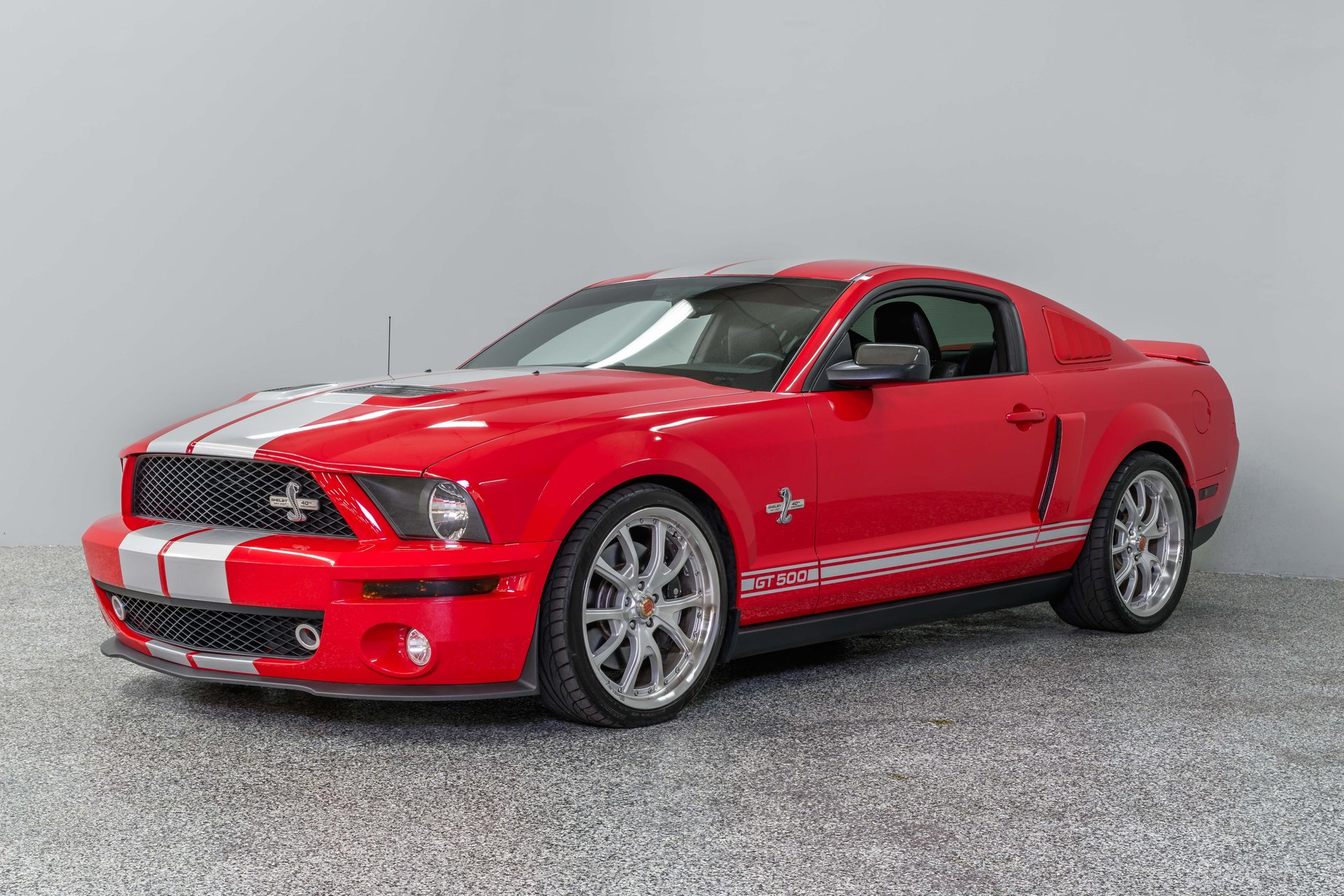 2007 ford mustang shelby gt500