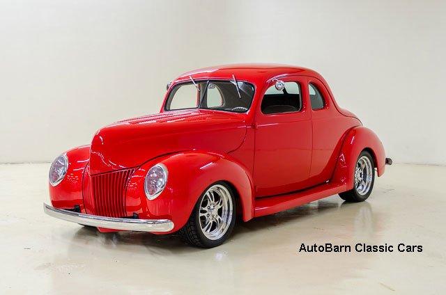 1939 Ford Streetrod