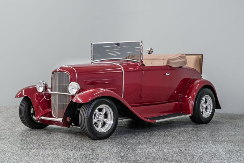1930 Ford Roadster For Sale